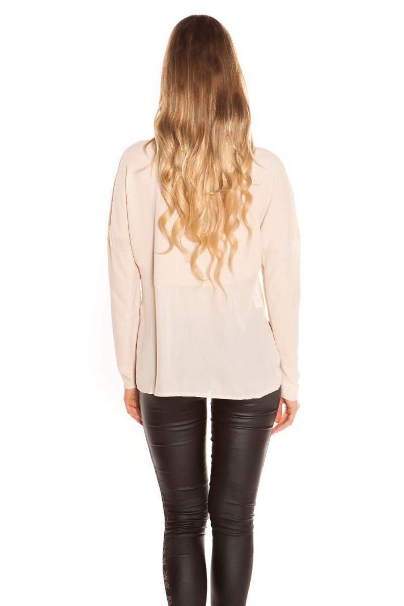 Purvinos rausvos spalvos suknelė SARA_155333
