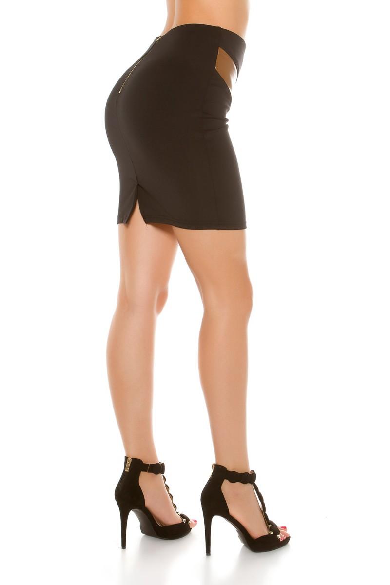 Purvinos rausvos spalvos suknelė SARA_155334