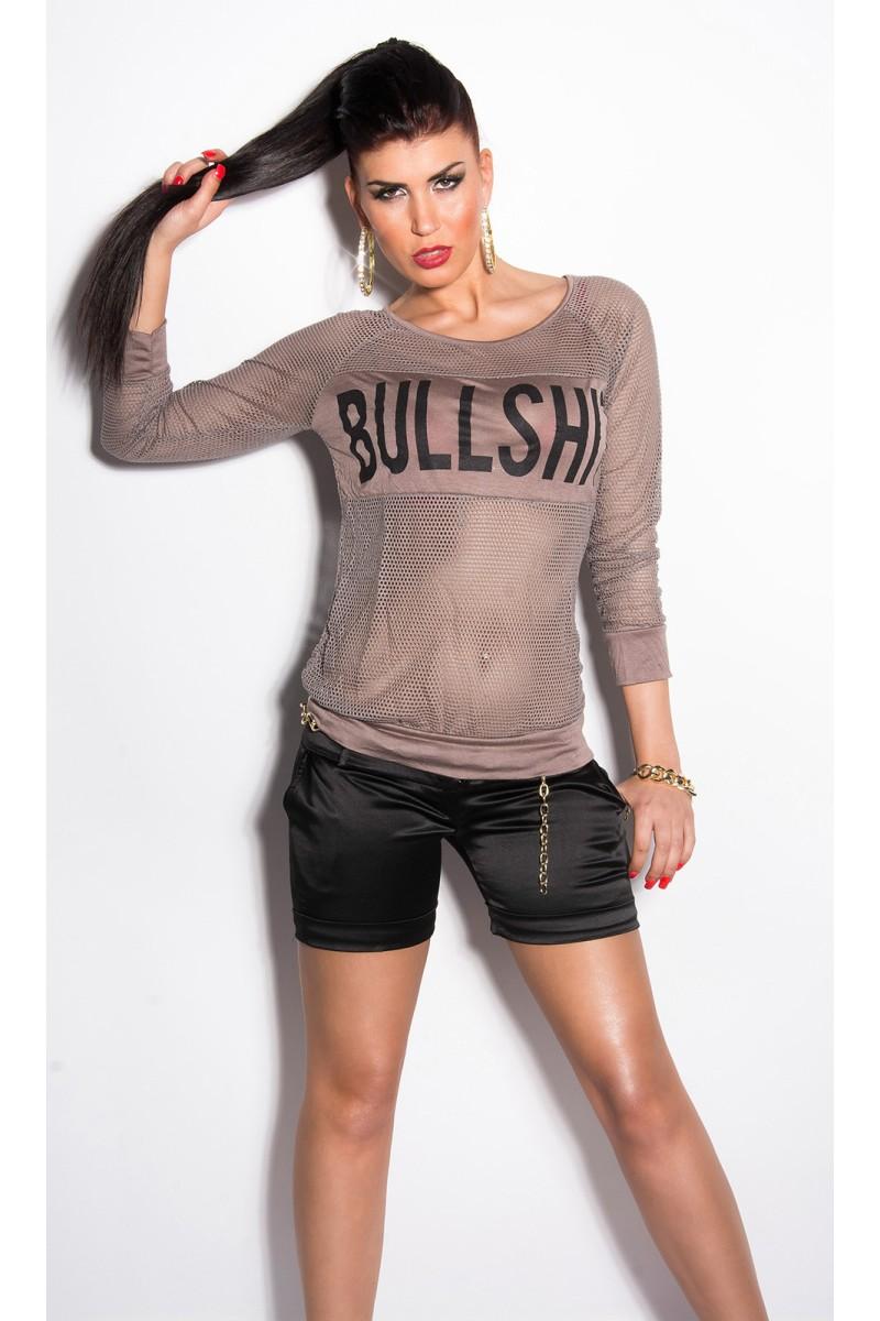 Rausvos spalvos suknelė SARA_155342