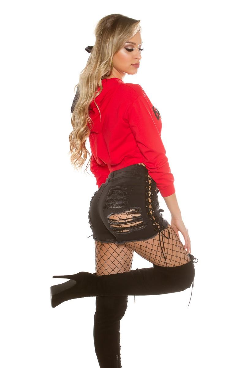 Chaki spalvos suknelė SARA