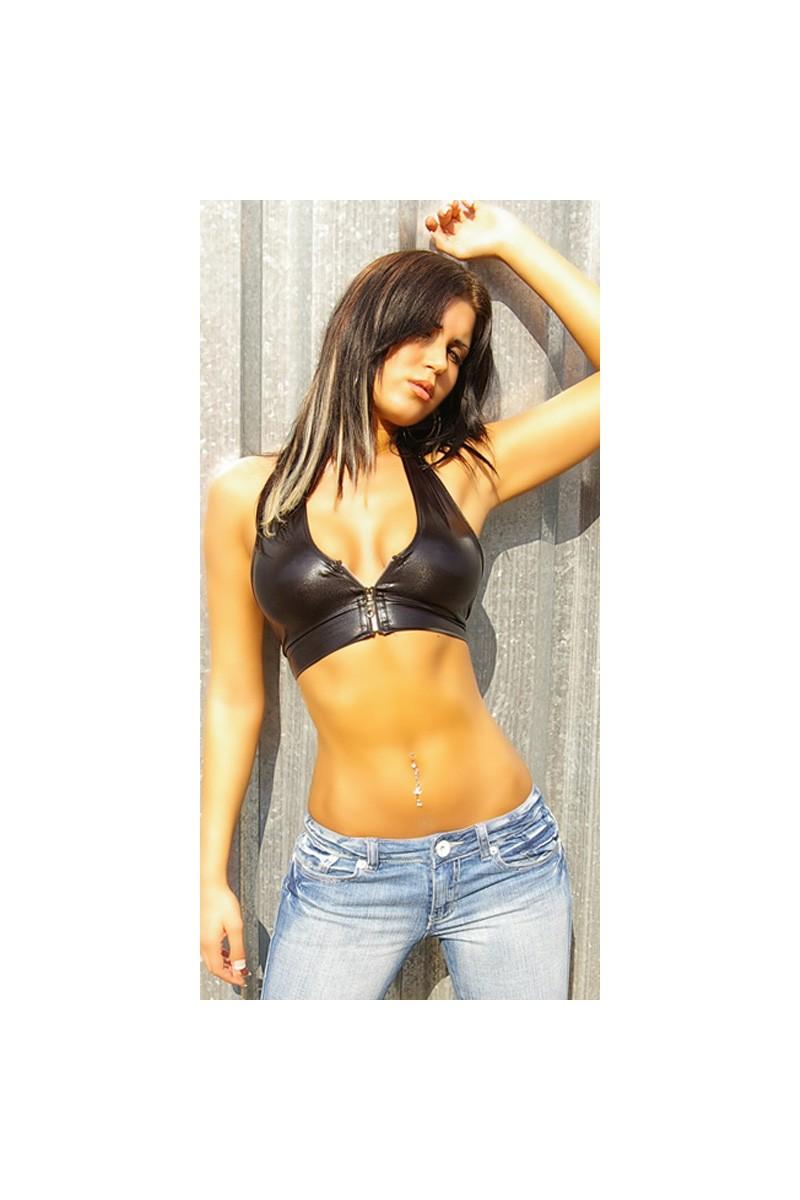 Chaki spalvos suknelė SARA_155362