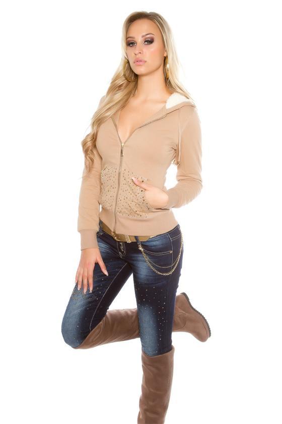 Juodos spalvos gipiūrinė suknelė MM 021-1_155397