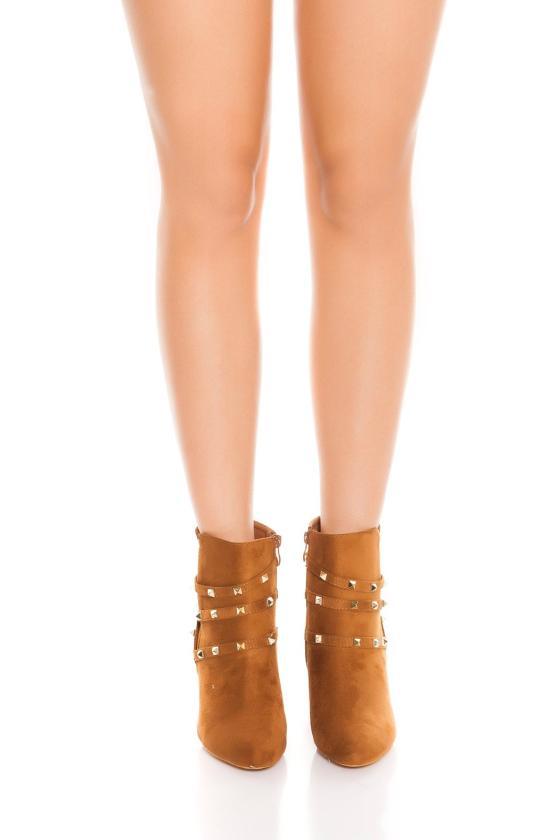 Ekskliuzyvinė tamsiai mėlynos spalvos suknelė_155415