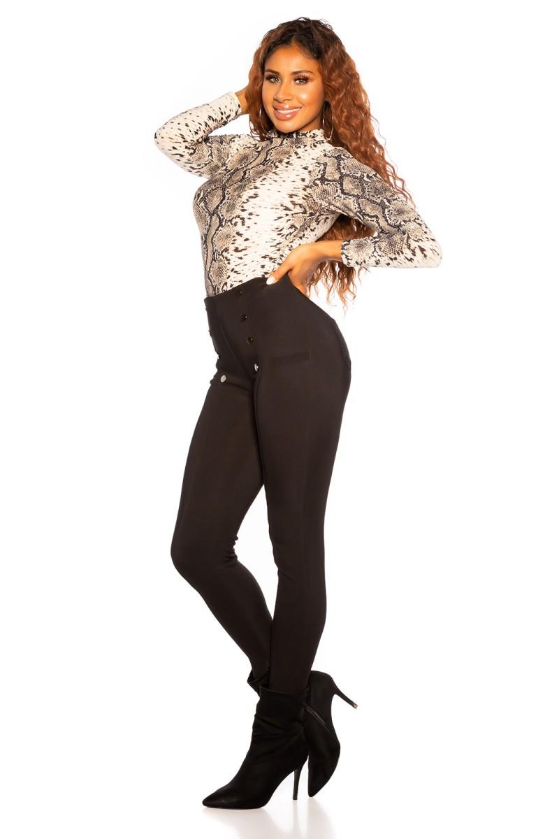 Ekskliuzyvinė tamsiai mėlynos spalvos suknelė_155417