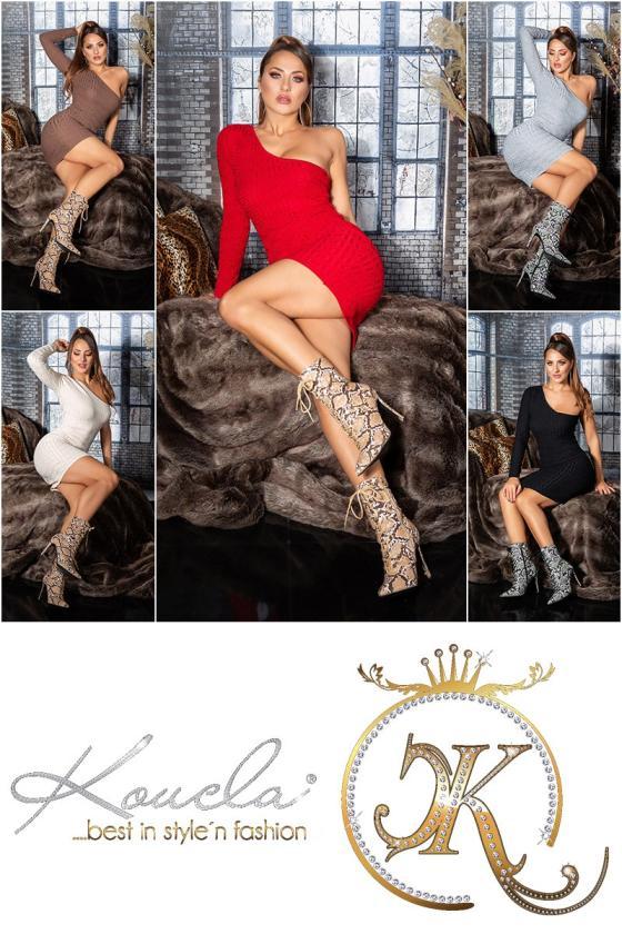 Geltonos spalvos laisvalaikio suknelė su gobtuvu_155582