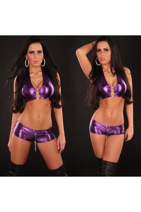Baltos spalvos suknelė PU3994S