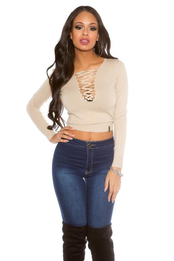 Juodos spalvos blizgi suknelė dekoruota tiuliu_155915