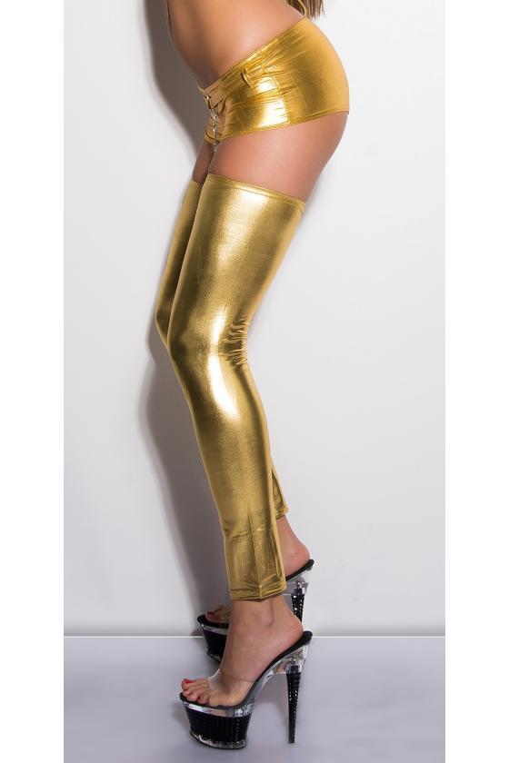 Juodos spalvos satino imitacijos suknelė_155968