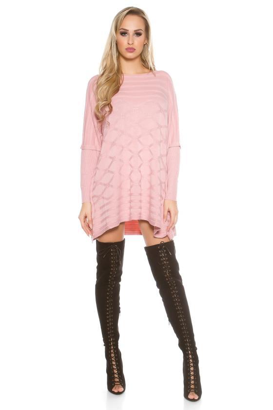 Raudonos spalvos suknelė atvira nugara_155980