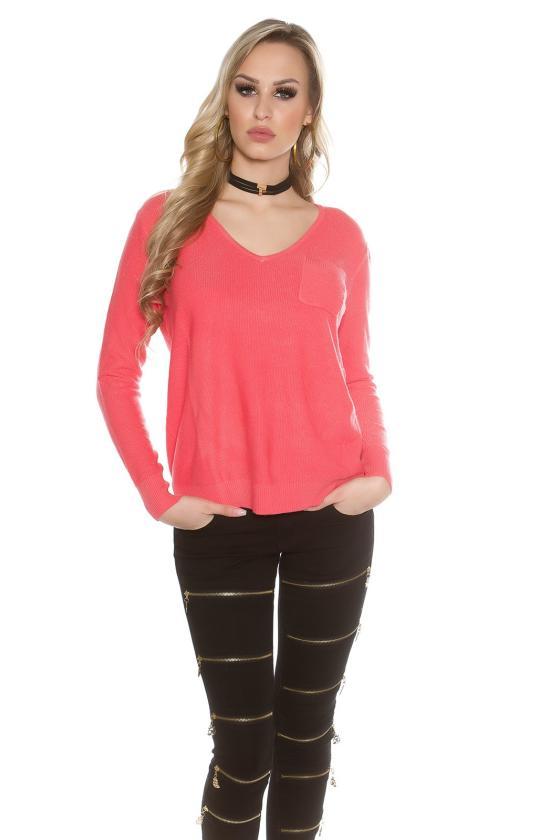 Violetinės spalvos kardiganas 2019-26_156319