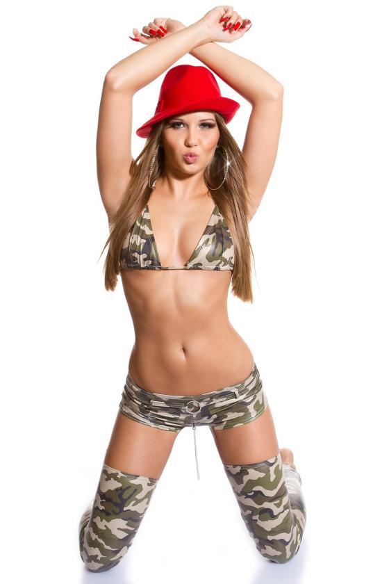 "Žalios spalvos suknelė "" Nancy"""