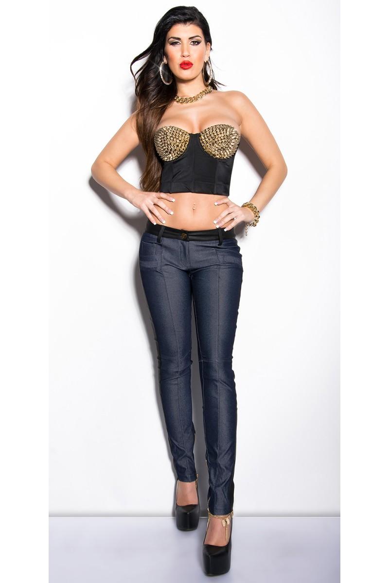 """Juodos spalvos suknelė """"Sofija""""_156401"""