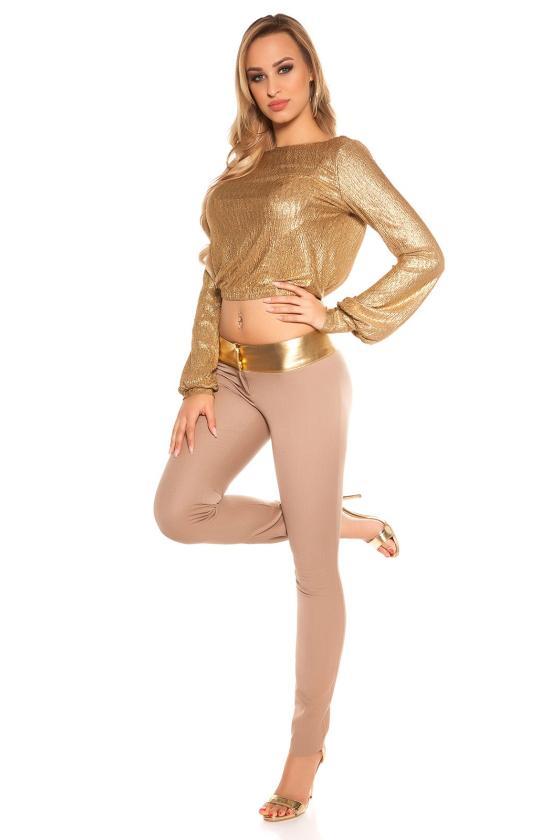 Rausvos spalvos veliūrinė suknelė SIMPLE_156589