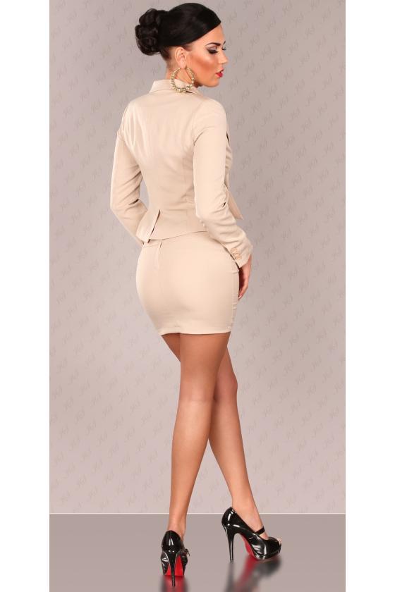 Tamsiai mėlynos spalvos kostiumas LAUREN1_156729