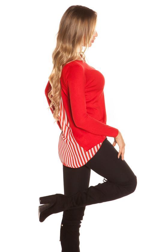 Mėlynos spalvos kostiumas LAUREN1_156741