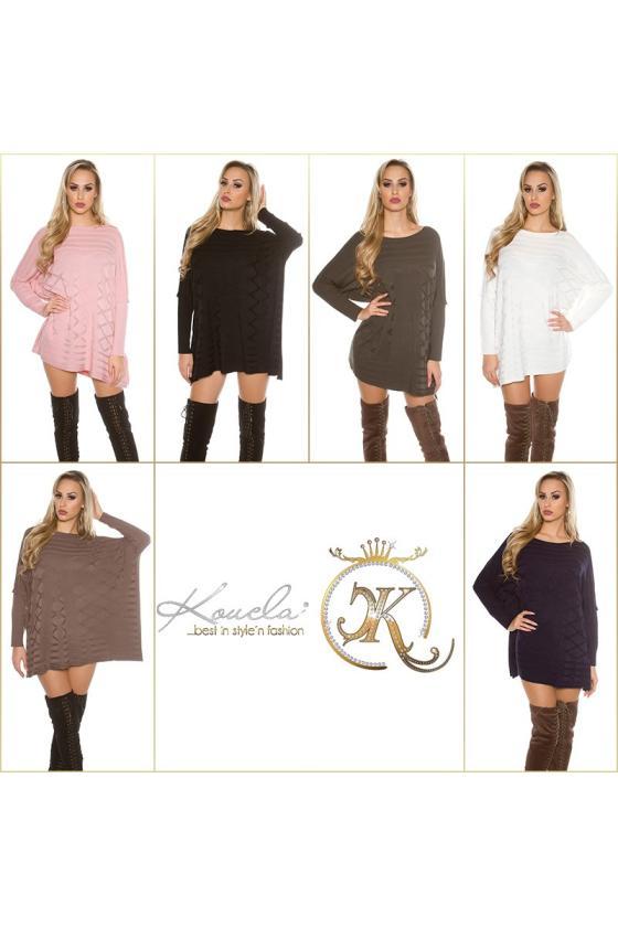 Mėlynos spalvos kostiumas LAUREN1