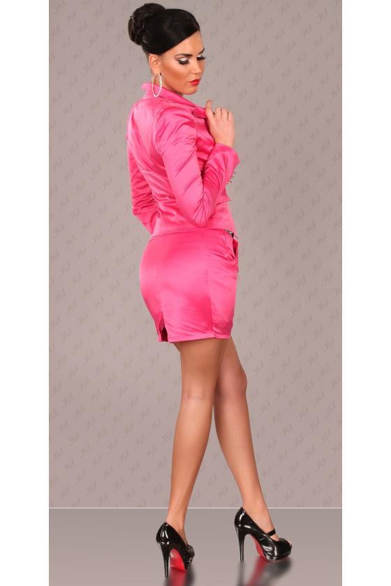 Smėlio spalvos ilgi marškiniai BROOKLYN1_156912