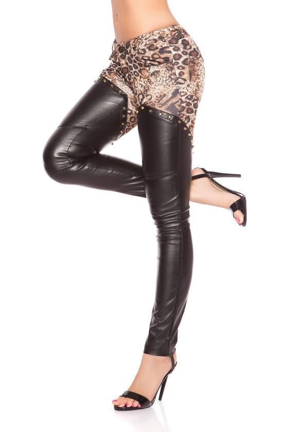 Rausvos spalvos ilgi marškiniai BROOKLYN1_156927