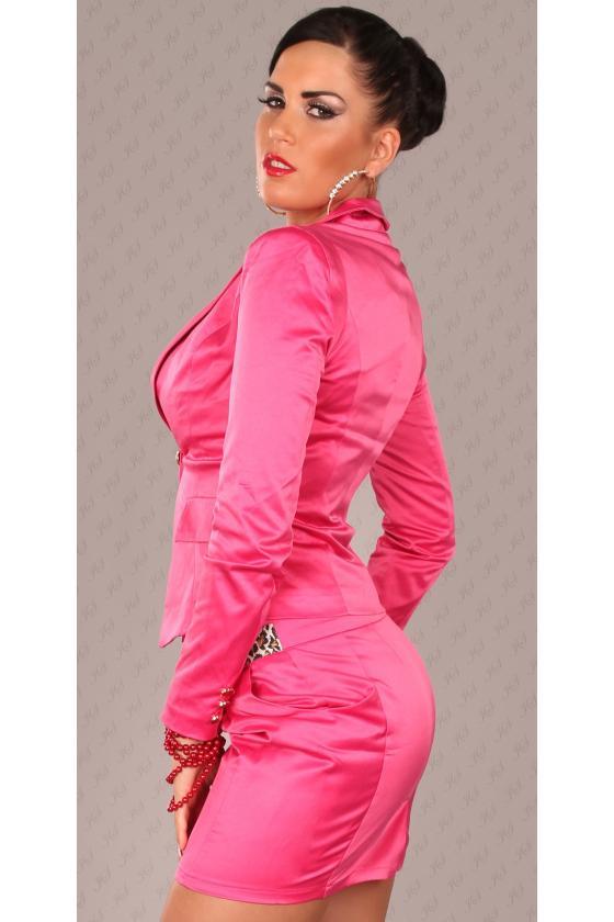 Odos imitacijos ilgi marškiniai BROOKLYN2_156946