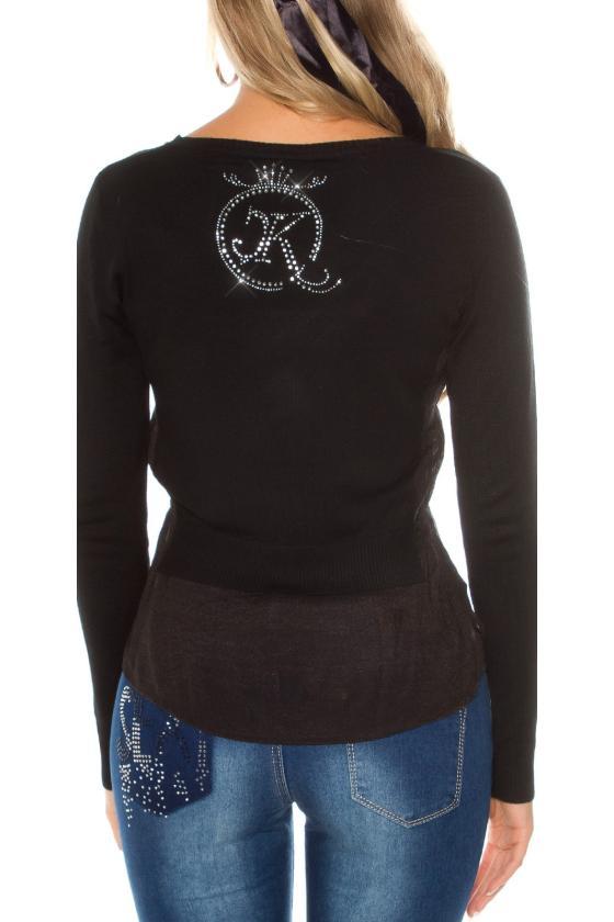 Rausvos spalvos suknelė 170-4_158688