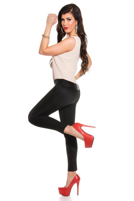Raudonos spalvos suknelė 170-6
