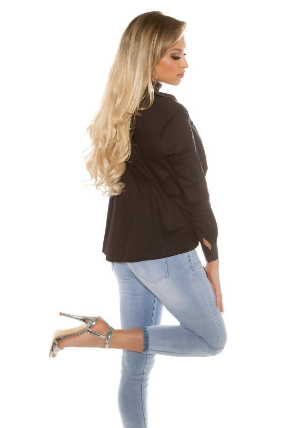 Karališkai mėlynos spalvos suknelė 170-8_158719