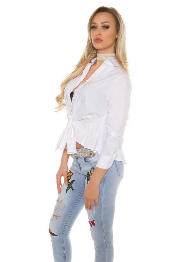 Bordinės spalvos suknelė CARMEN_158735