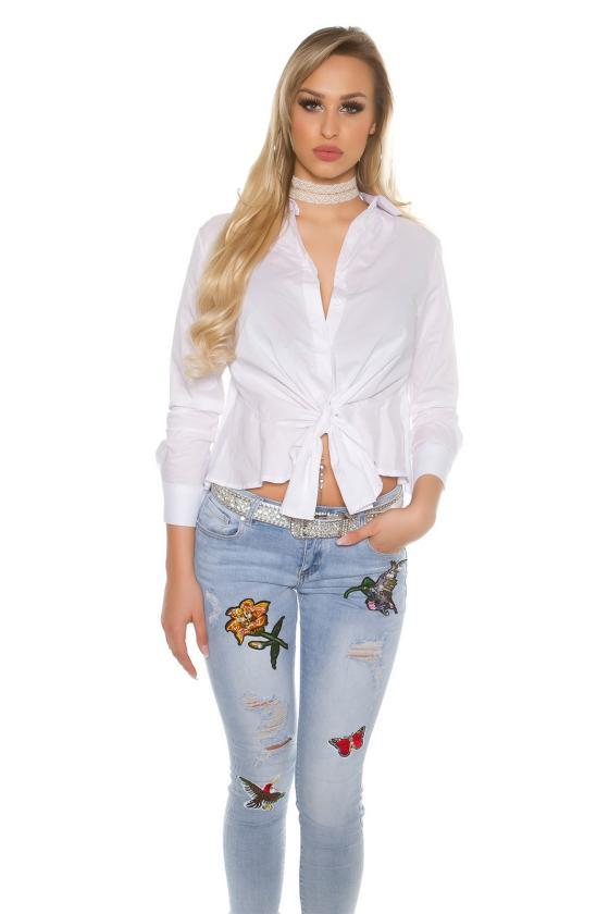 Raudonos spalvos suknelė CARMEN_158743
