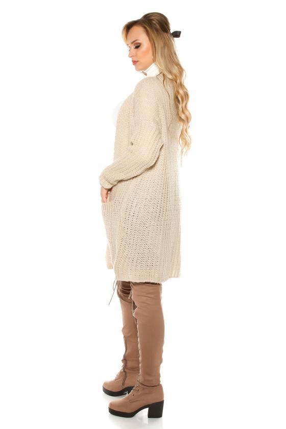 Žalia eko zomšos peplum suknelė_158825