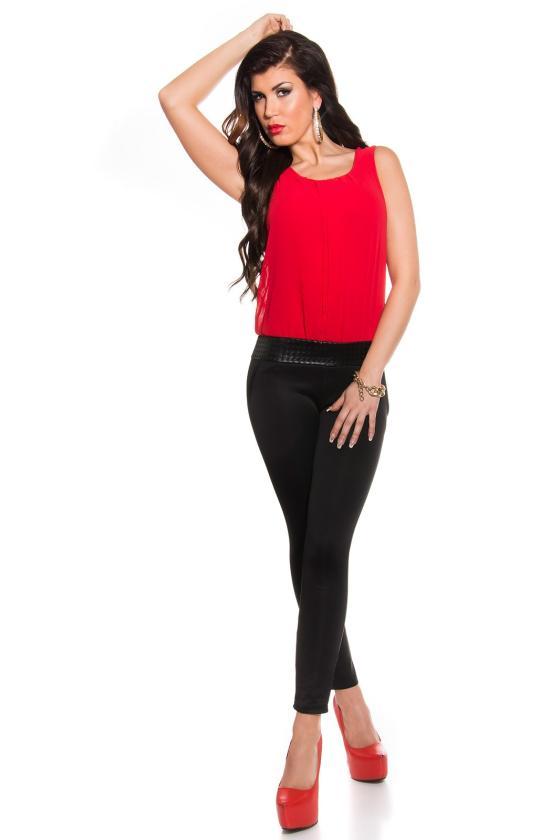 Žalia eko zomšos peplum suknelė_158826