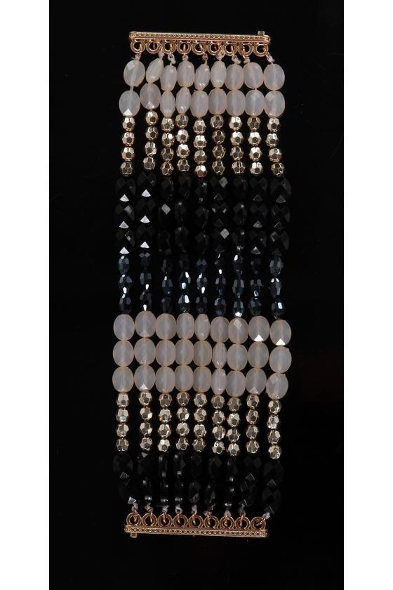 Raudonos spalvos odos imitacijos suknelė_165842