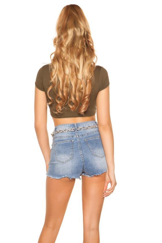 Juodos spalvos midi ilgio suknelė_166084