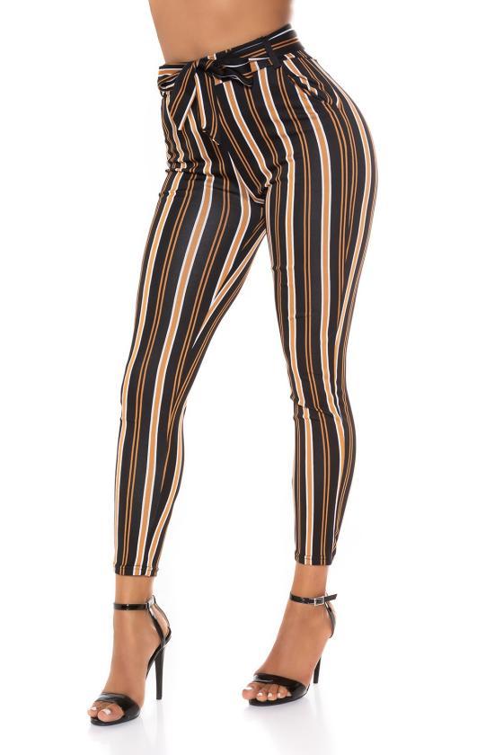 Juodos spalvos midi ilgio suknelė_166085