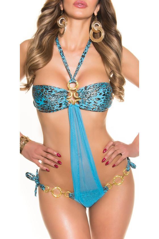 Raudonos spalvos velveto imitacijos suknelė_167015