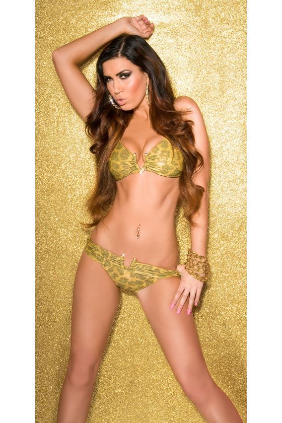 Smėlio spalvos suknelė PU3090_167080