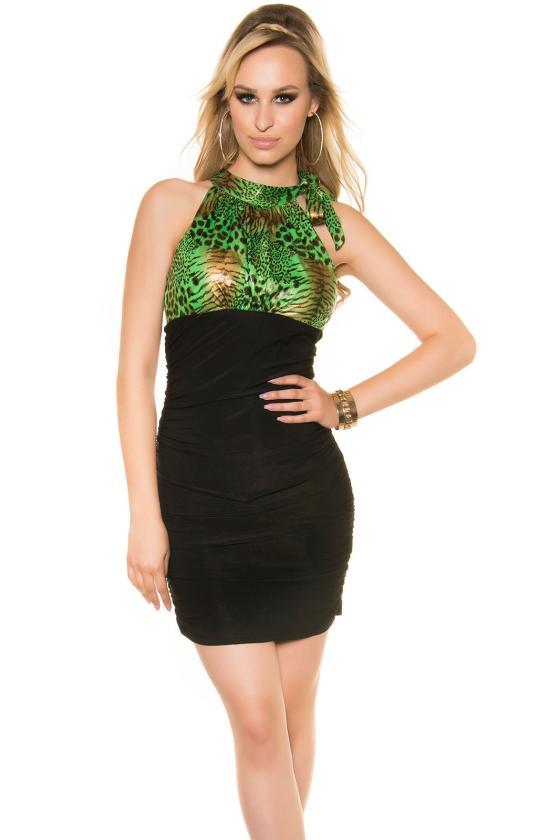 Juodos spalvos suknelė PU3090_167110