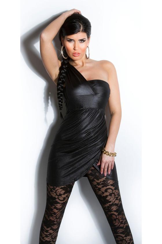 Efektinga balta gipiūrinė suknelė_168608