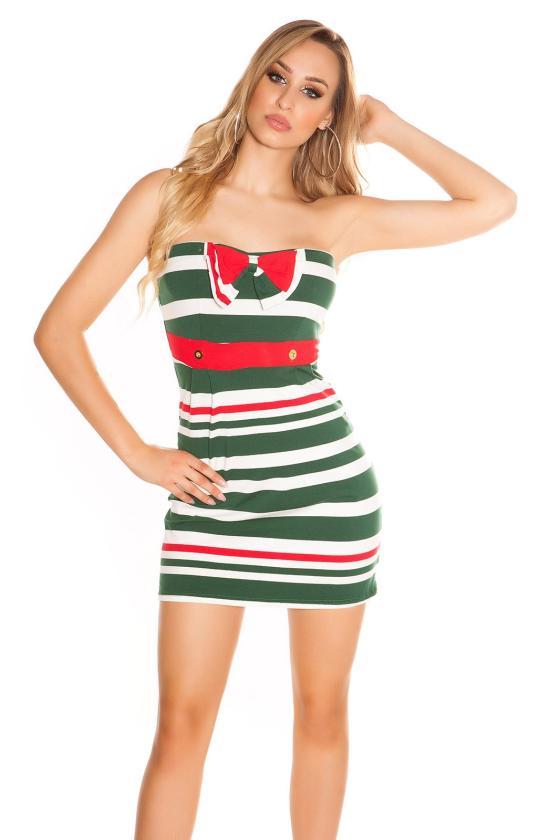 Aukso spalvos suknelė atvira nugara_168663