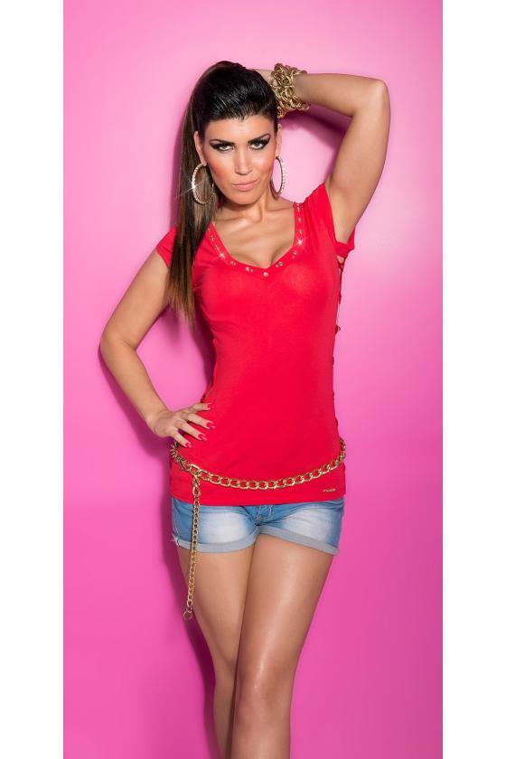 Bronzos spalvos satino imitacijos suknelė_169129