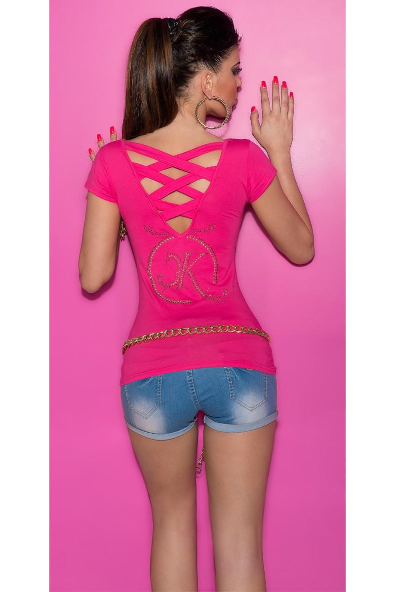 Tamsiai mėlynos spalvos satino imitacijos suknelė