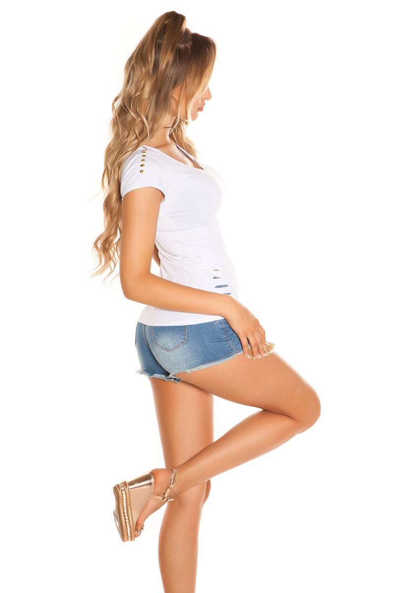 Tamsiai mėlynos spalvos satino imitacijos suknelė_169135