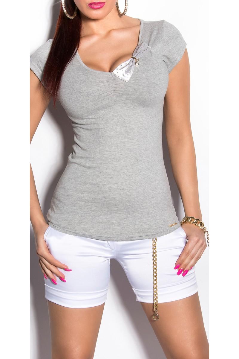 Žalios spalvos satino imitacijos suknelė_169159