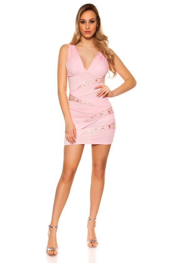 Rudos spalvos šilta suknelė 5081_169559