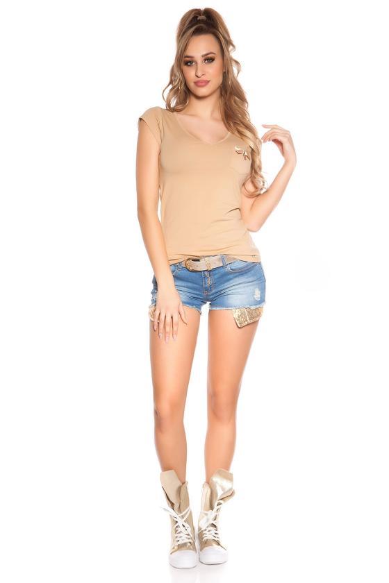 Elegantiška juoda vidutinio ilgio suknelė_170386