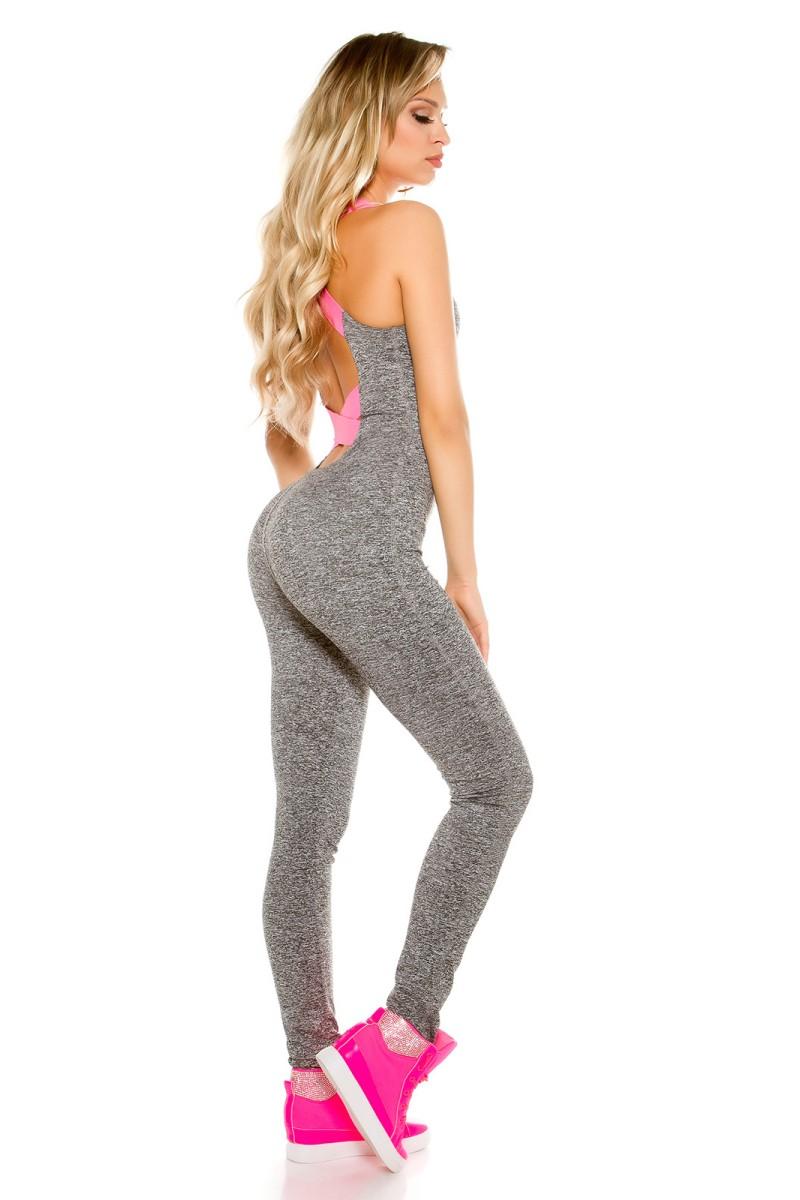 Elegantiška juoda vidutinio ilgio suknelė_170388