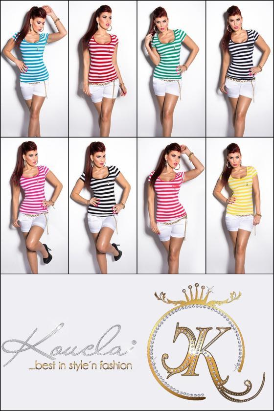 Varpo formos mėtų spalvos suknelė su sagomis ant rankogalių_170784