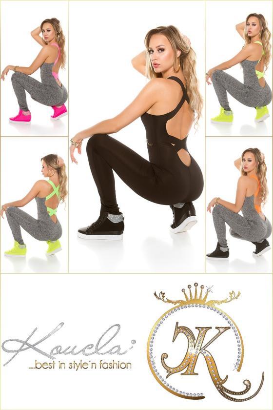 Geltonos spalvos megzta suknelė su dirželiu