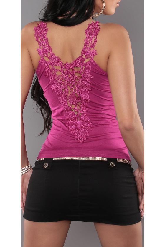 Juodos spalvos megzta suknelė su dirželiu_171136