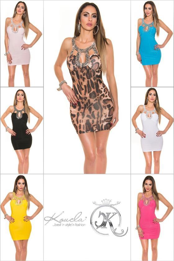 Raudonas mini sijonas su sagutėmis_171150