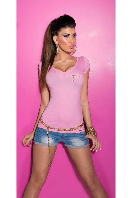 Juodos spalvos suknelė dekoruota korsetu